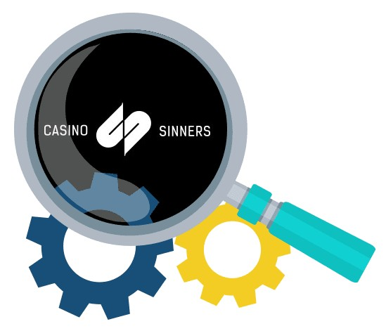 CasinoSinners - Software
