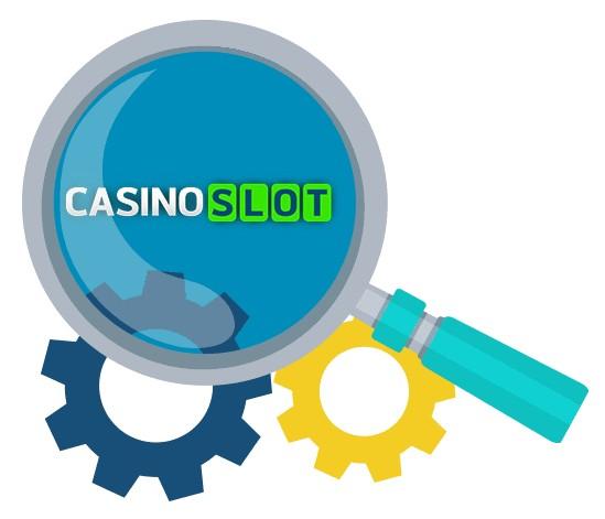 CasinoSlot - Software