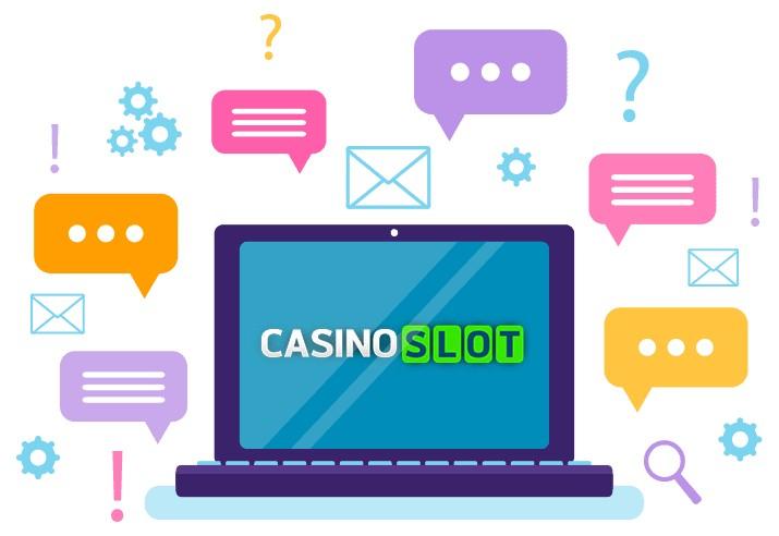 CasinoSlot - Support