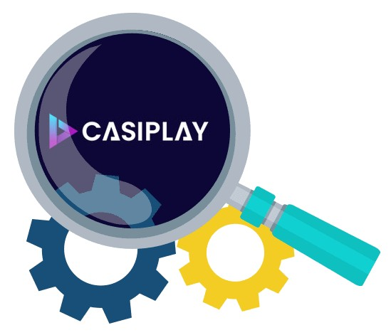 Casiplay Casino - Software