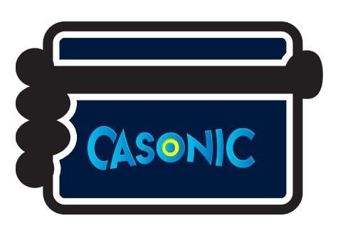 Casonic Casino - Banking casino