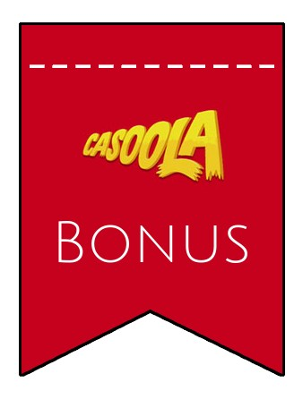 Latest bonus spins from Casoola