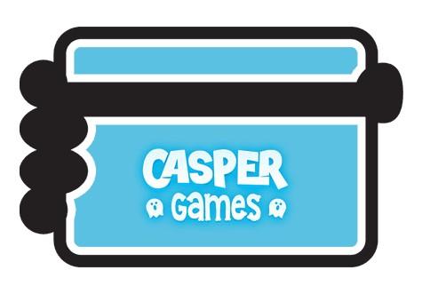 Casper Games - Banking casino