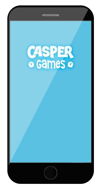 Casper Games - Mobile friendly