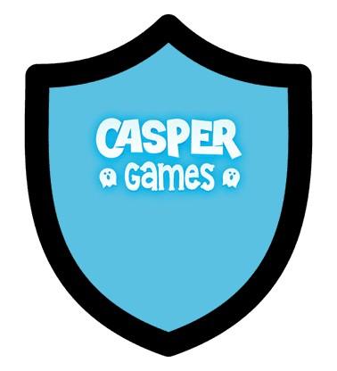 Casper Games - Secure casino
