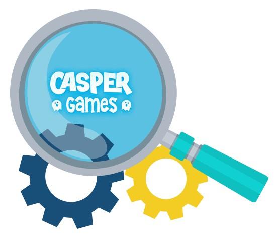 Casper Games - Software