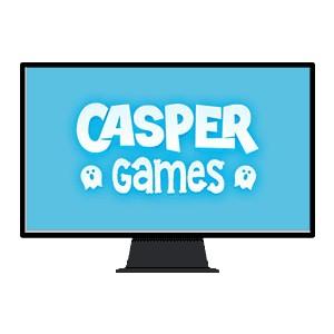 Casper Games - casino review