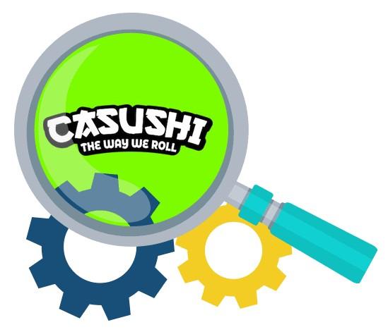 Casushi - Software