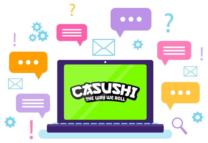 Casushi - Support