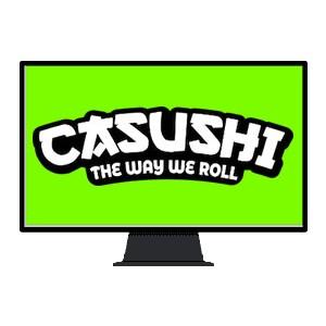 Casushi - casino review