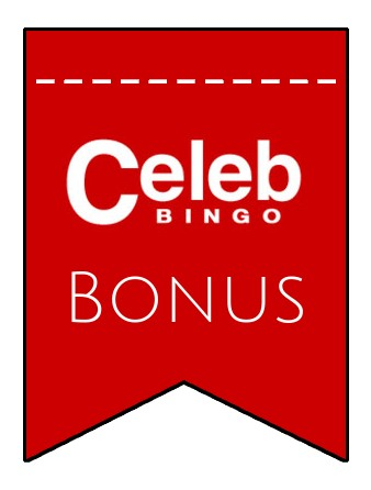Latest bonus spins from Celeb Bingo Casino