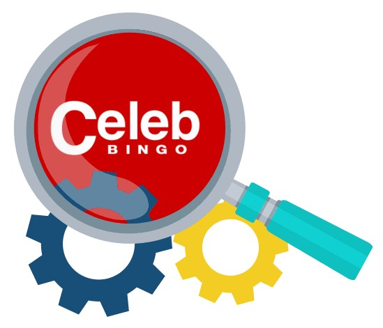 Celeb Bingo Casino - Software