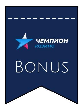 Latest bonus spins from Championslots Casino