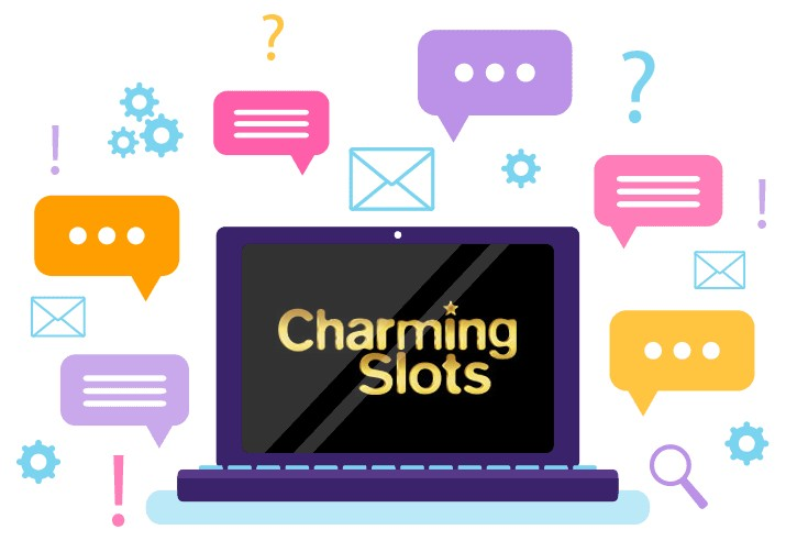 Charming Slots - Support