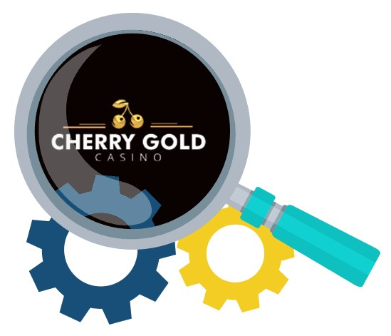 Cherry Gold Casino - Software