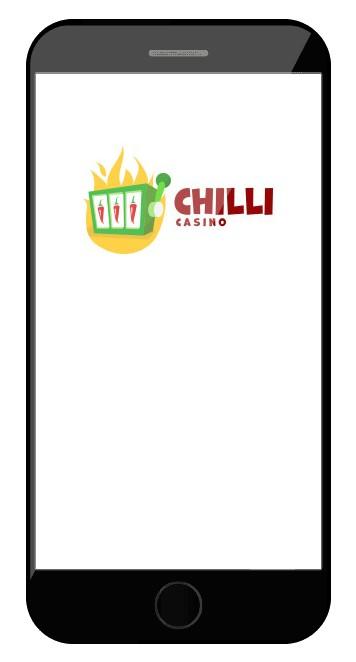 Chilli Casino - Mobile friendly