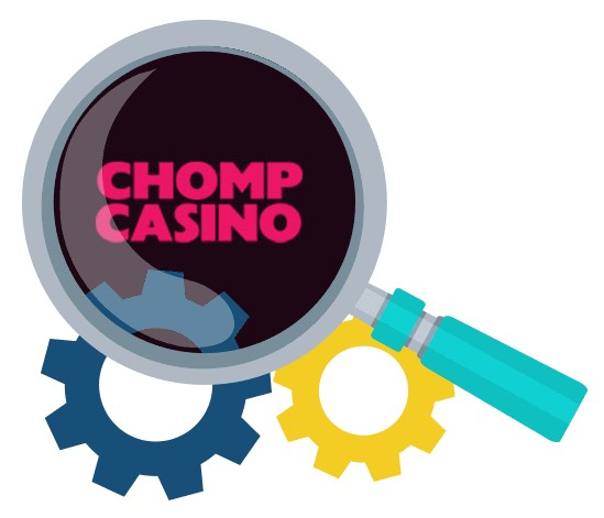 Chomp Casino - Software