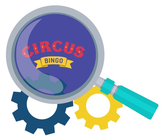 Circus Bingo Casino - Software