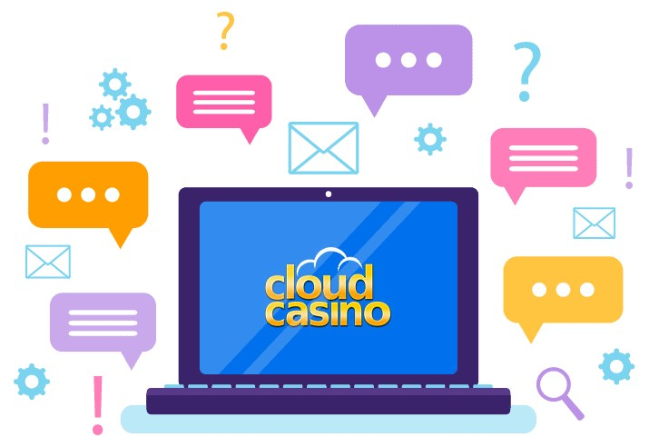 Cloud Casino - Support