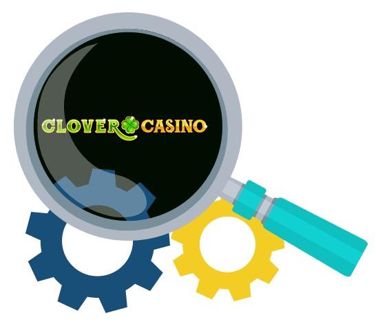 Clover Casino - Software