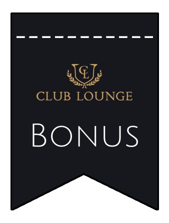 Latest bonus spins from Club Lounge