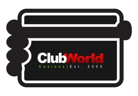 Club World Casino - Banking casino