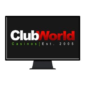 Club World Casino - casino review