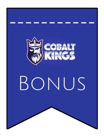 Latest bonus spins from Cobalt Kings Casino