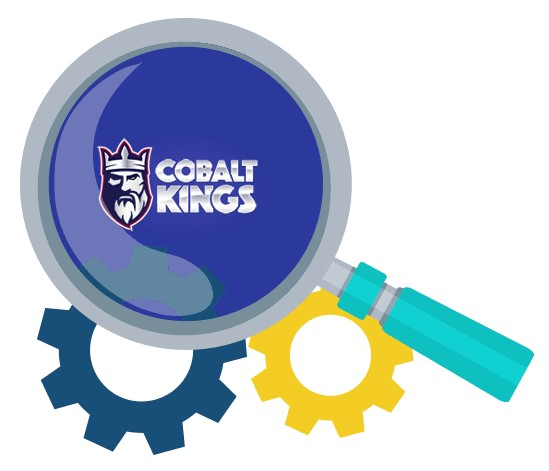 Cobalt Kings Casino - Software