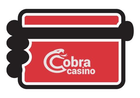 Cobra Casino - Banking casino