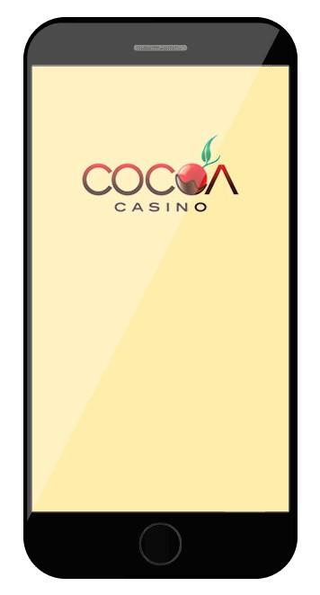 Cocoa Casino - Mobile friendly