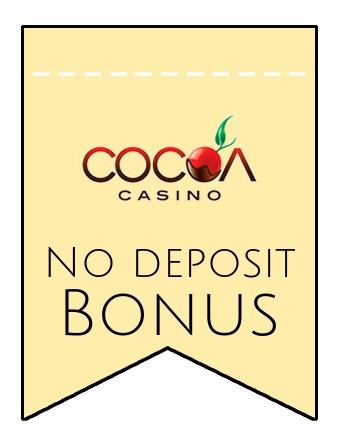 Cocoa Casino - no deposit bonus CR