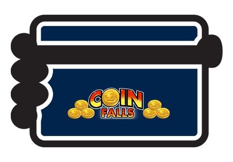 CoinFalls Casino - Banking casino