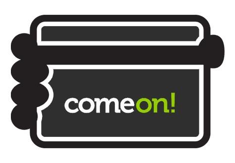 Comeon Casino - Banking casino