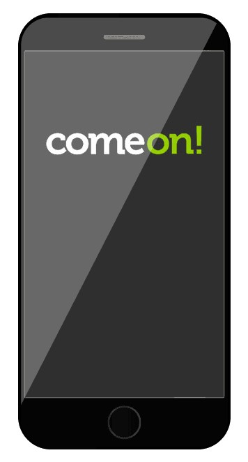 Comeon Casino - Mobile friendly