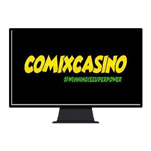 Comix Casino - casino review