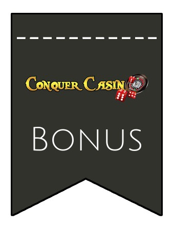 Latest bonus spins from Conquer Casino