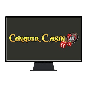 Conquer Casino - casino review