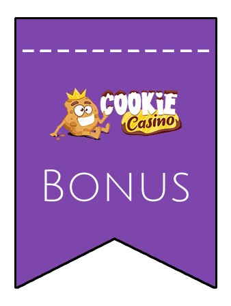 Latest bonus spins from Cookie Casino