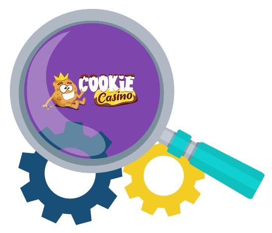 Cookie Casino - Software