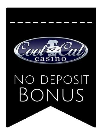 CoolCat Casino - no deposit bonus CR