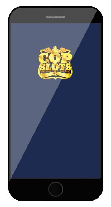 Cop Slots - Mobile friendly