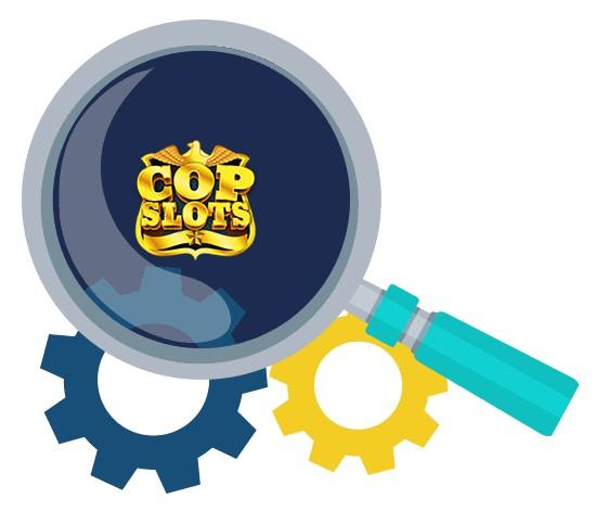 Cop Slots - Software