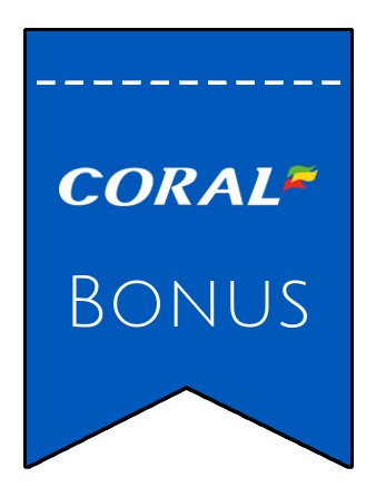 Latest bonus spins from Coral Casino