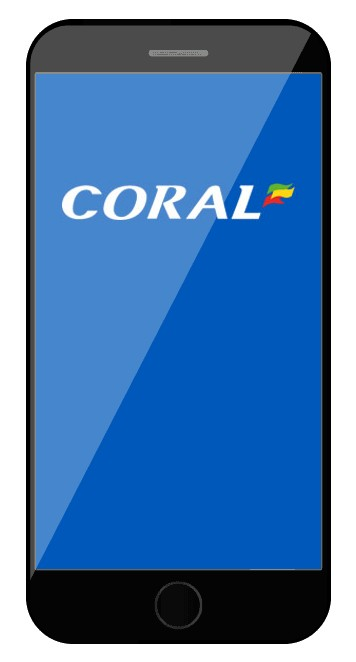 Coral Casino - Mobile friendly