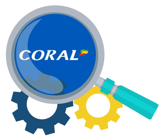 Coral Casino - Software