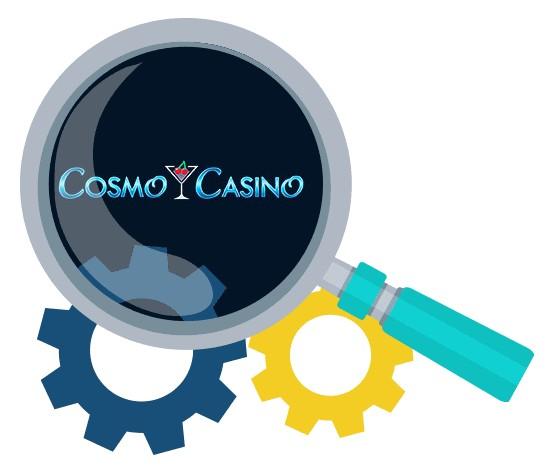 Cosmo Casino - Software