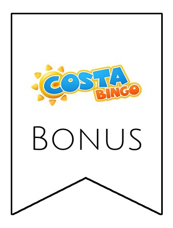 Latest bonus spins from Costa Bingo