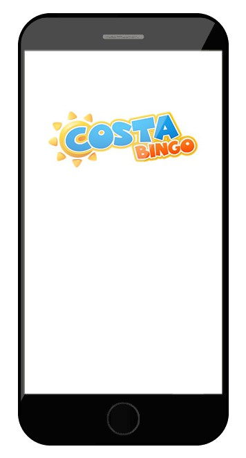 Costa Bingo - Mobile friendly