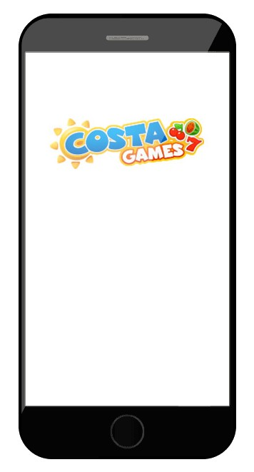 Costa Games - Mobile friendly